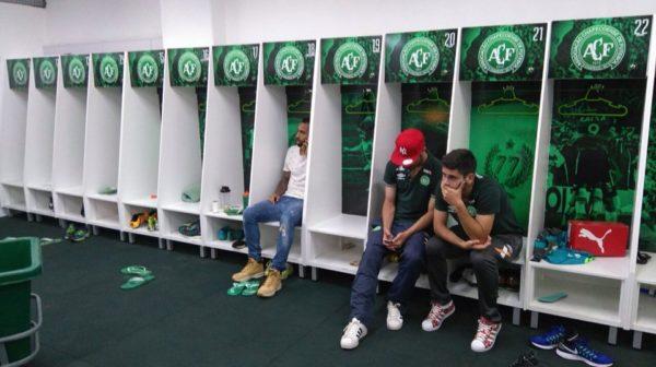 twitter.com; Niektórzy zawodnicy brazylijskiej drużyny uniknęli tragedii. Większość z nich zginęła w katastrofie lotniczej w Kolumbii