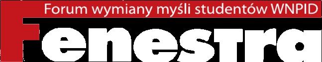 Fenestra: Gazeta Studencka || Wydział Nauk Politycznych i Dziennikarstwa