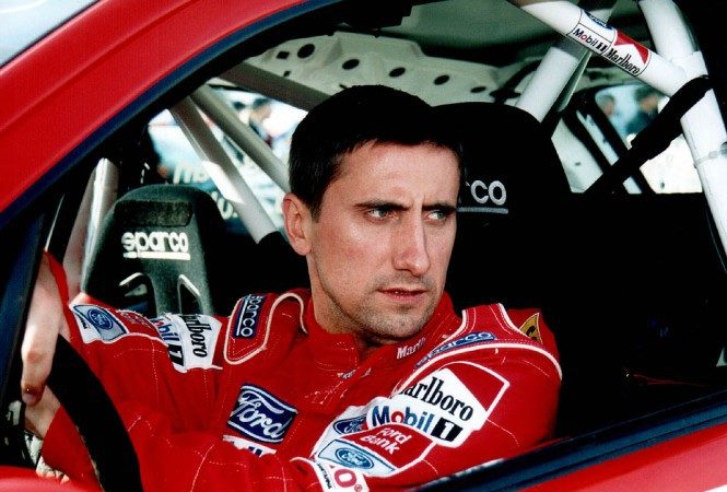 Janusz Kulig był Rajdowym Samochodowym Mistrzem Polski w latach 1997, 2000 i 2001. (źródło: autostuff.pl)