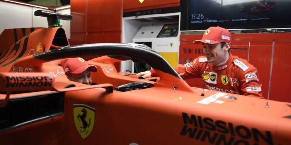 Kontrowersyjny logotyp Mission Winnow został usunięty z bolidu Ferrari - na razie tylko na czas Grand Prix Australii. (źródło: facebook.com/MissionWinnow)