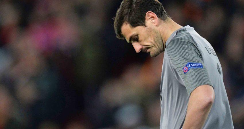 Cały piłkarski świat czeka na kolejne informacje w sprawie zdrowia Casillasa. (źródło: exitosanoticias.pe)