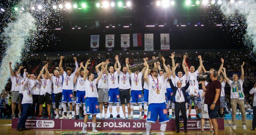 Włocławianie po raz trzeci w historii mogli cieszyć się z tytułu mistrza Polski! (źródło: www.kkwloclawek.pl)