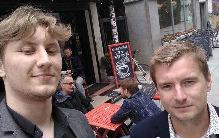 Piotr Szwarc i Rafał Lipski