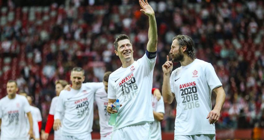 Choć znalezienie się biało-czerwonych w pierwszym koszyku nie jest zależne tylko od nich, podstawowym zadaniem jest zdobycie sześciu punktów w nadchodzących meczach. (źródło: newspix.pl)