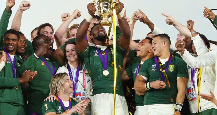RPA poprzednio wygrywała Puchar Świata w Rugby w 1995 i 2007 roku. (źródło: rugbyworldcup.com)