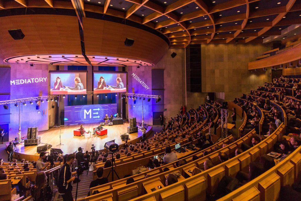 Poprzednia gala finałowa plebiscytu miała miejsce w Auditorium Maximum UJ. (fot.  Łobzowska Studio, mediatory.pl)